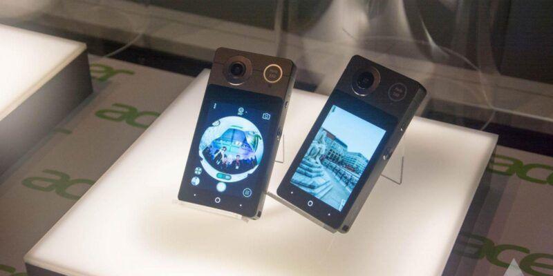 IFA 2017. Acer представила камеры «Acer all-in-one 360», которые могут соединяться по LTE (DSC 4154)