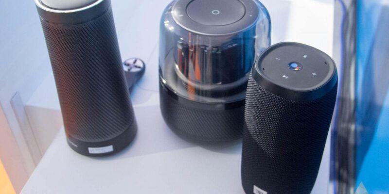 IFA 2017. HARMAN показала три колонки с Amazon Alexa, Microsoft Cortana и Google Assistant (DSC 4433)