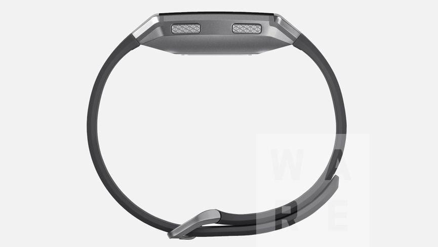 Умные часы Fitbit засветились в сети (Fitbit smartwatch 1)