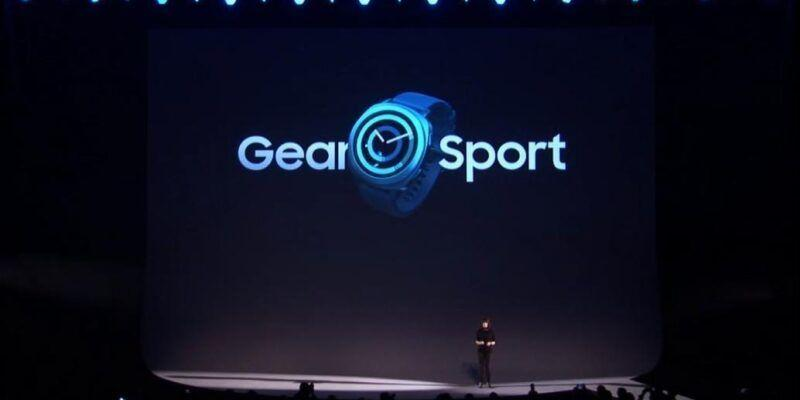 IFA 2017. Samsung переосмыслил умные часы Gear Sport (Joxi)