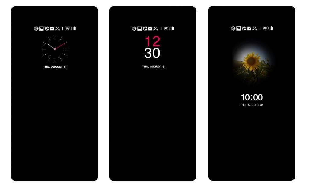 У смартфона LG V30 будет новый интерфейс (LGV30AOD)