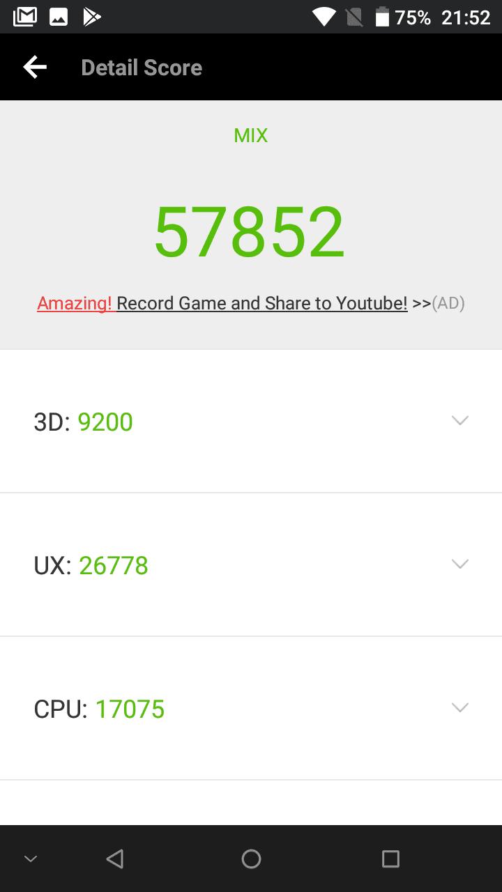 Обзор смартфона Doogee Mix. Недорого и сердито (Screenshot 20170820 215213)