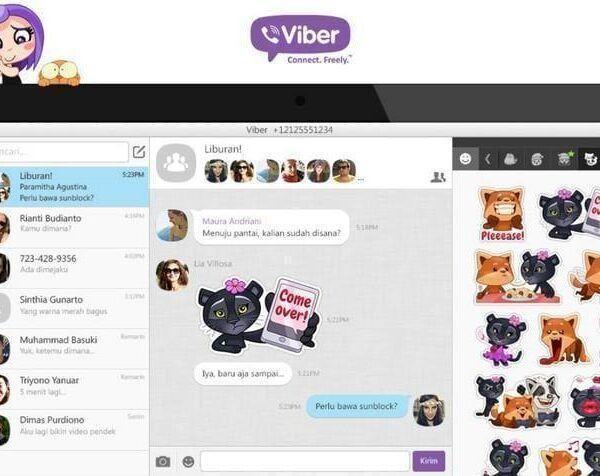 В Viber теперь возможна смена номера с сохранением переписки (Viber Desktop)