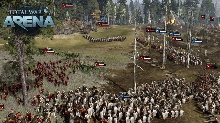 Total War: ARENA выходит в закрытую бету (c333ce39 cac4 4e77 b6a0 064d6b46f8b5)