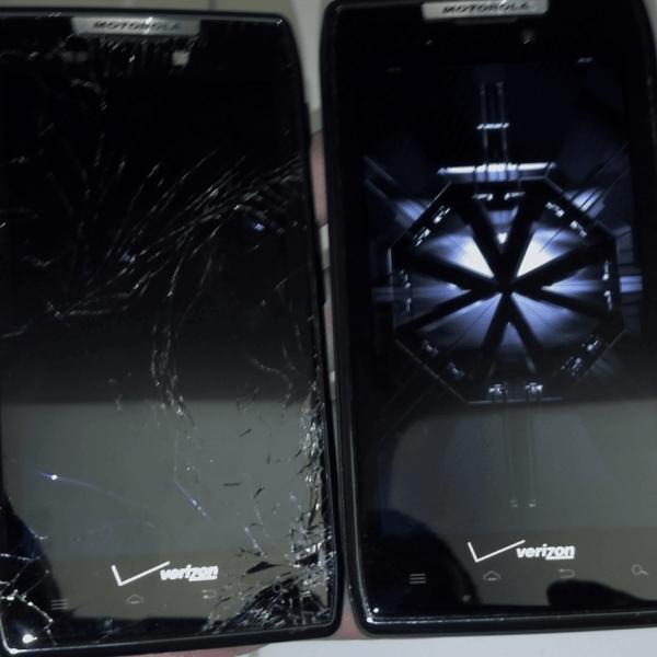 Motorola хочет запатентовать самовосстанавливающийся дисплей (fixed)