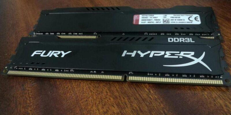 kingston ddr3l 2