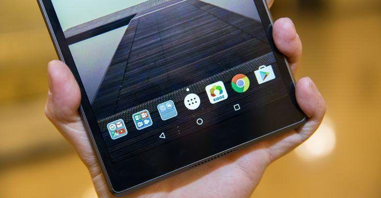 Lenovo начинает продажи семейных планшетов Lenovo Tab 4 (lenovo tab 4 10 plus 8 plus 12)