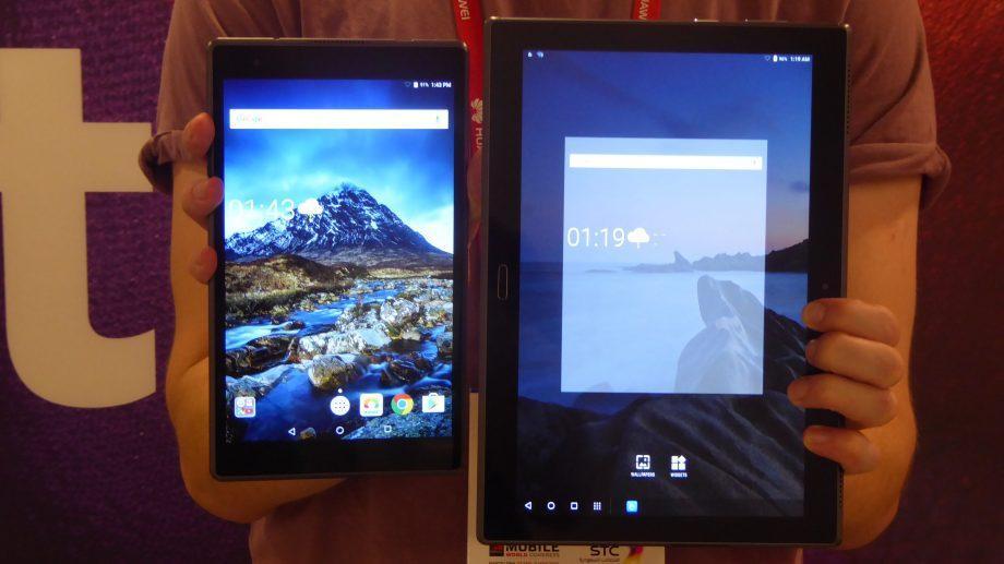 Lenovo начинает продажи семейных планшетов Lenovo Tab 4 (lenovo tab 8)