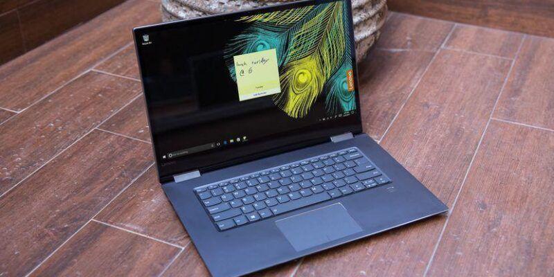 Lenovo выпустила ноутбук Yoga 720-15 в России (lenovo yoga 720 15)