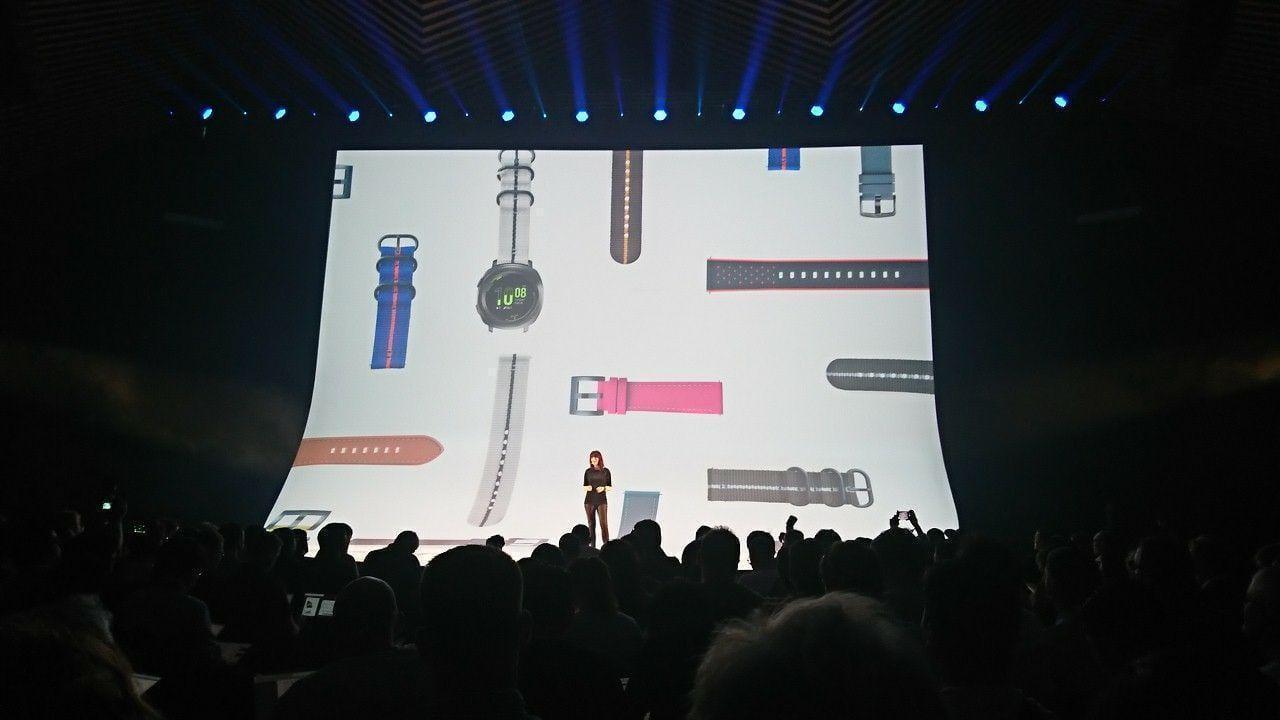 IFA 2017. Samsung переосмыслил умные часы Gear Sport (photo 2017 08 30 21 36 18)