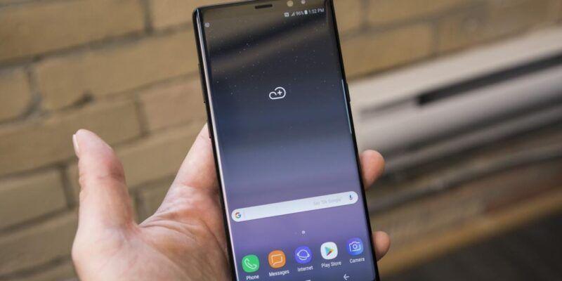 У Samsung Galaxy Note 8 лучший дисплей в мире по тестам DisplayMate (samsung galaxy note 8 5)