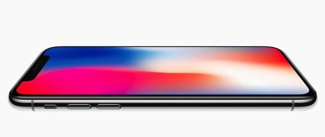 5 причин купить iPhone X (22771 27968 iphonex front side flat l)