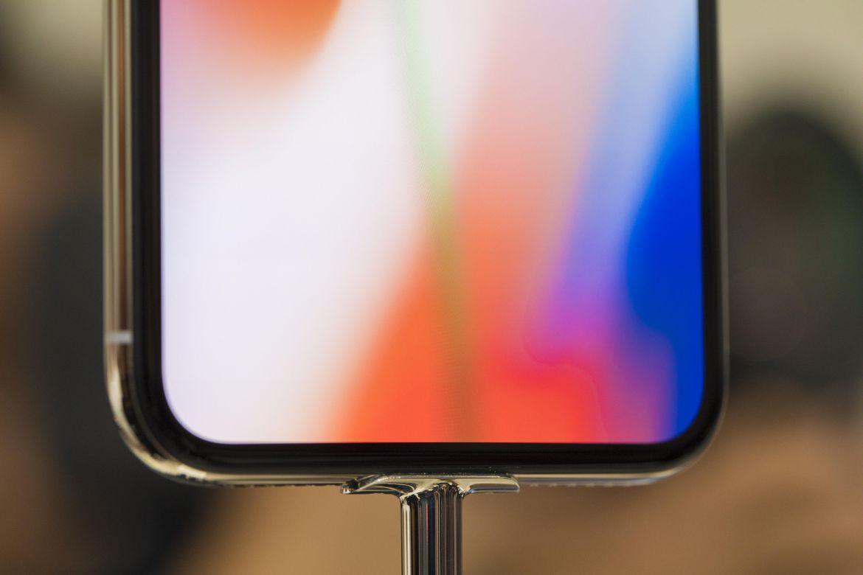 Отсутствие кнопки Home в iPhone X