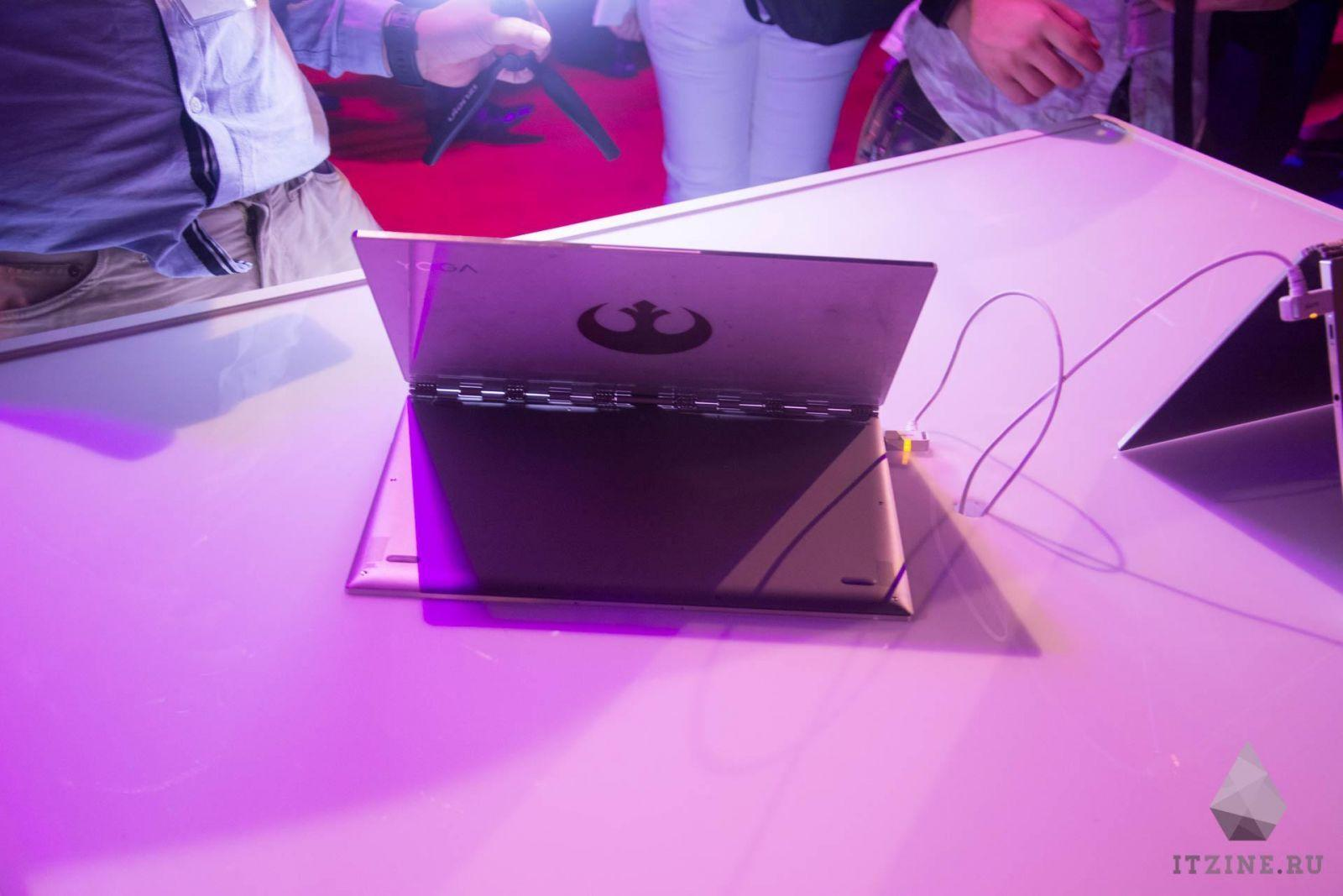 IFA 2017. Lenovo представила ноутбук Yoga 920 и его специальные издания со Star Wars (DSC 4747 2)