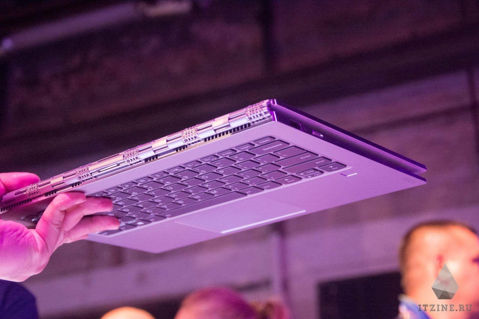 IFA 2017. Lenovo представила ноутбук Yoga 920 и его специальные издания со Star Wars (DSC 4755)