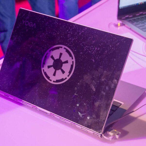 IFA 2017. Lenovo представила ноутбук Yoga 920 и его специальные издания со Star Wars (DSC 4804 2 e1504252419973)
