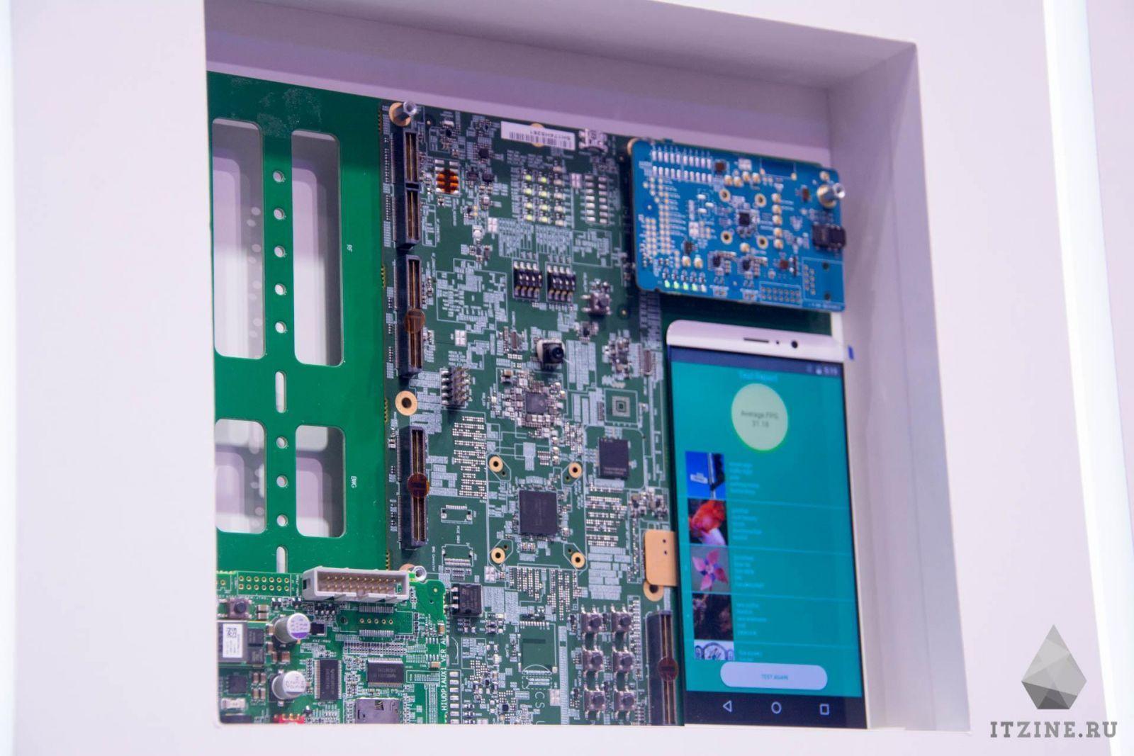 IFA 2017. Huawei показала неанонсированный процессор Kirin 970 с искусственным интеллектом (DSC 5140)