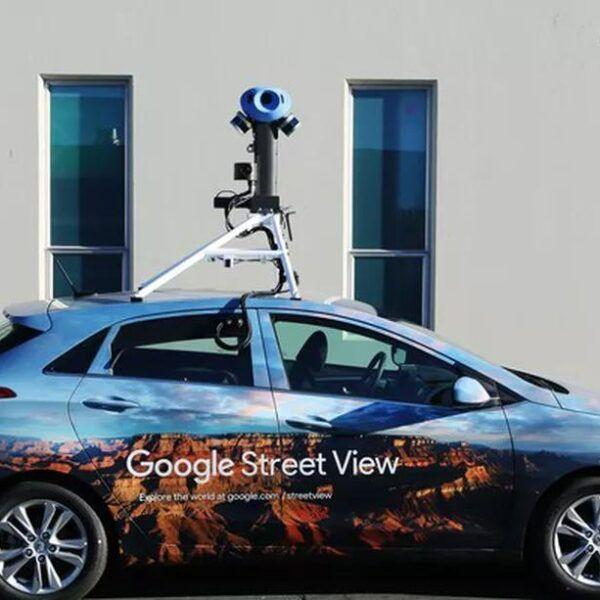 Google обновила камеры Street View впервые за 8 лет (GoogleStreetView)