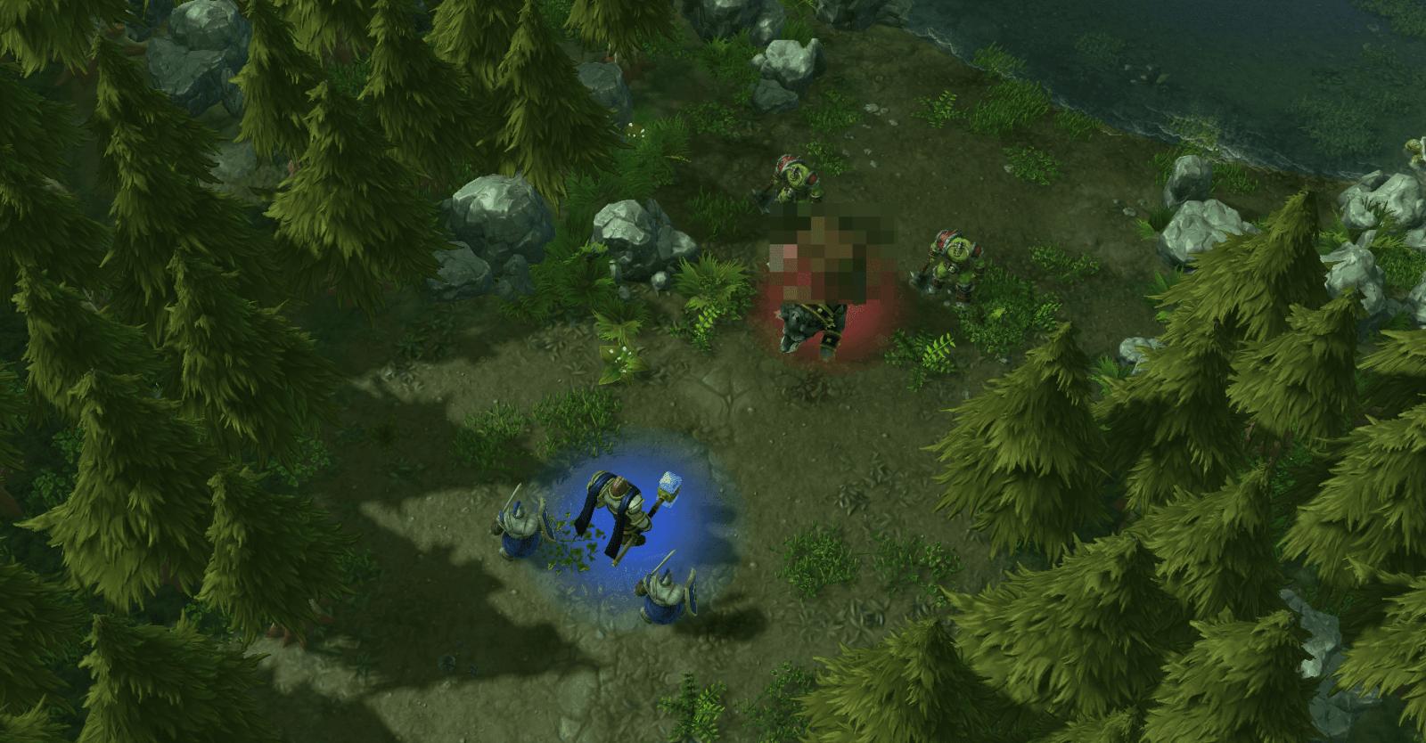 Blizzard разрабатывают мобильную онлайн-стратегию (NakedThrall)