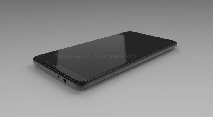 Новый Huawei Mate 10 появился на рендерах (Renders of the Huawei Mate 10 3)