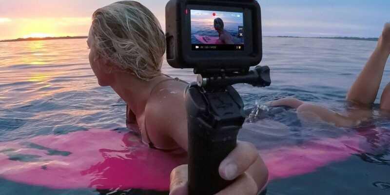 GoPro выпустила новые камеры: HERO6 и Fusion (SI05035 150111 Mentawai G0063855.0)