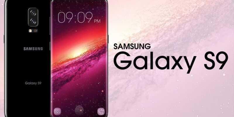 В Samsung Galaxy S9 сканер отпечатков пальцев встроят в дисплей (Samsung Galaxy S9 render56)