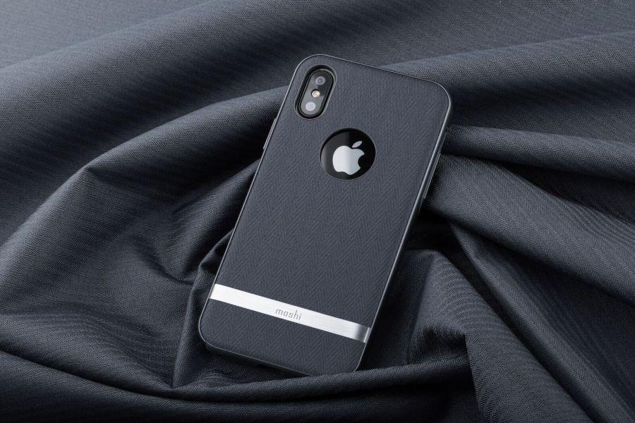 Moshi выпустила чехлы для iPhone 8 и iPhone X (Vesta Bahama Blue Edition LS)