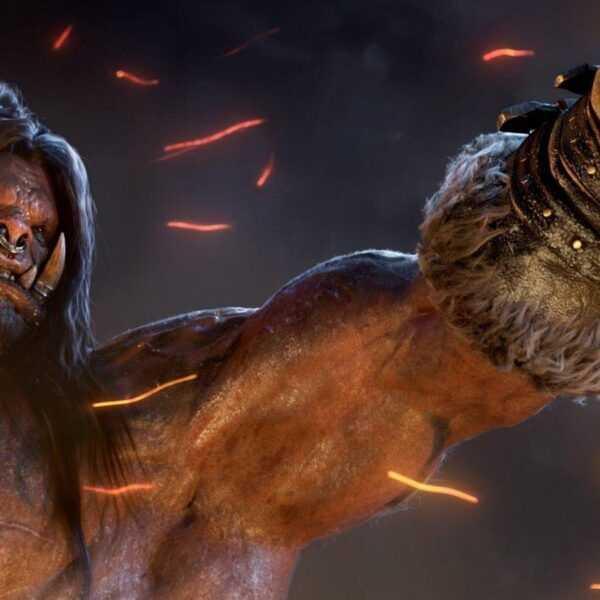 Blizzard разрабатывают мобильную онлайн-стратегию (WorldofWarcraftWarlordsofDraenor)