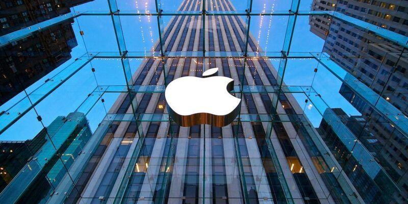 Приложение Apple ошибочно выдало информацию о рыночной стоимости в триллион долларов (apple 1)