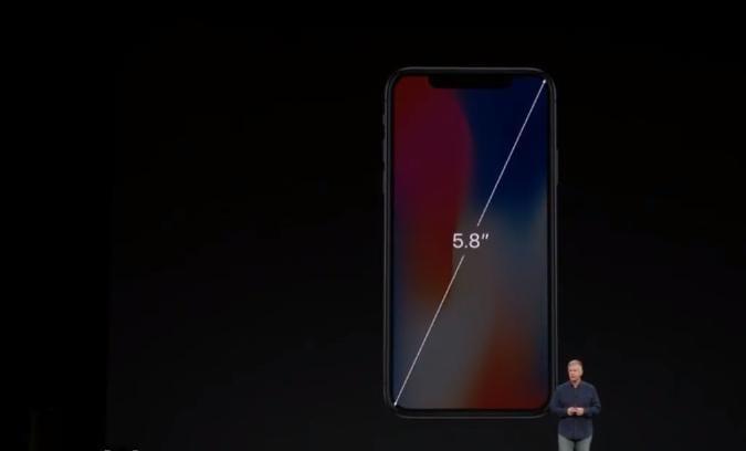 Apple презентовала iPhone 8, iPhone 8 Plus и iPhone X (ekr)