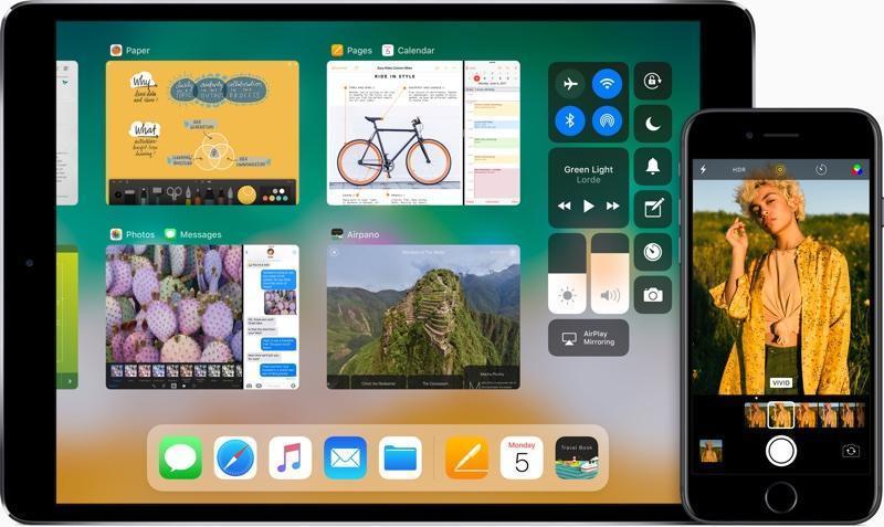 Apple выпустила iOS 11. Можно обновляться (ios11beta)