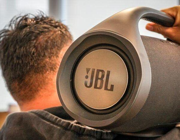 IFA 2017. Harman показала свою самую большую портативную колонку (jbl boombox 007)