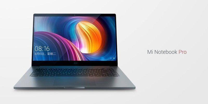 Xiaomi показала конкурента MacBook Pro (minotebookpro1)