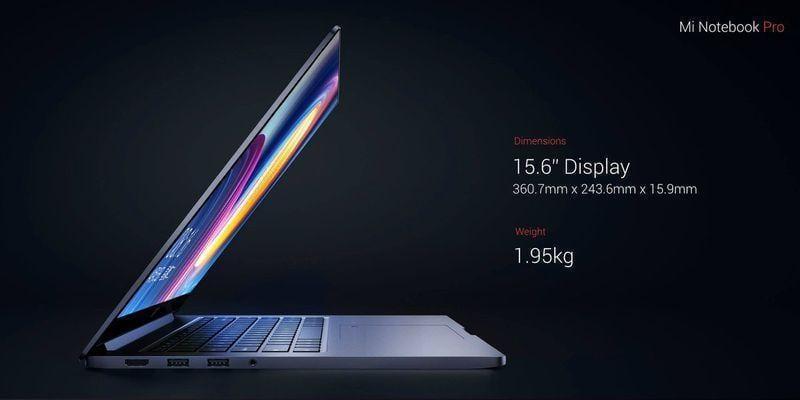 Xiaomi показала конкурента MacBook Pro (minotebookpro3)