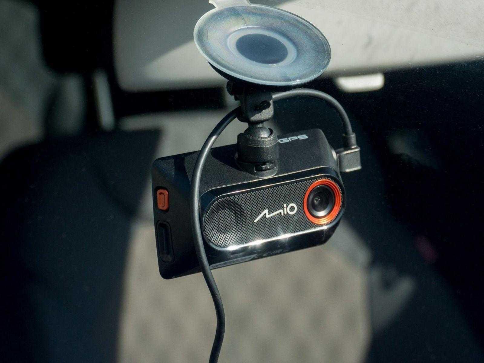 Дорожный свидетель. Обзор видеорегистратора Mio MiVue 786 (mio786 2)