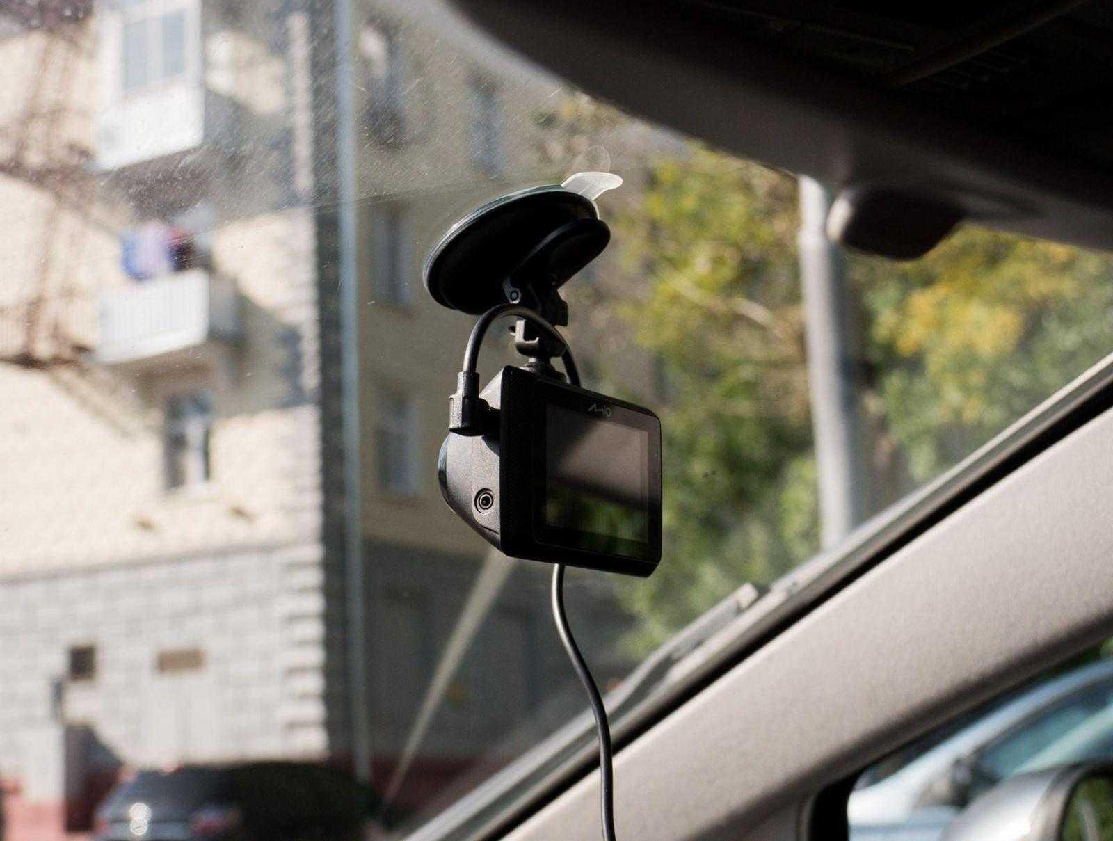Дорожный свидетель. Обзор видеорегистратора Mio MiVue 786 (mio786 4)