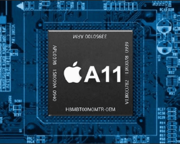 Процессор Apple A11 Bionic мощнее MacBook Pro 13 (nhung tinh nang moi cuc cool khien iphone 8 tro thanh chiec smartphone dang so huu nhat 5)
