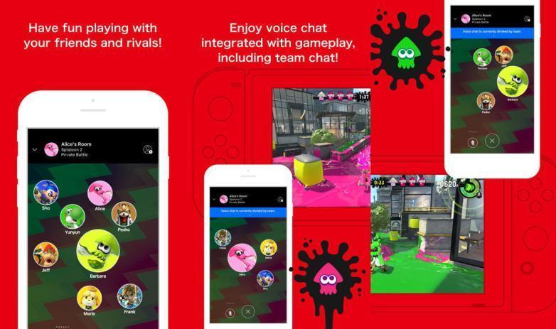 Обновление приложения-компаньона для Nintendo Switch устраняет проблемы с голосовым чатом (nintendo switch online app)