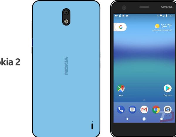 Nokia 2 получил аккумулятор на 4000 мАч (pass)