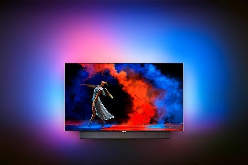 IFA 2017. Philips представила телевизор на квантовых точках (philips 65oled)