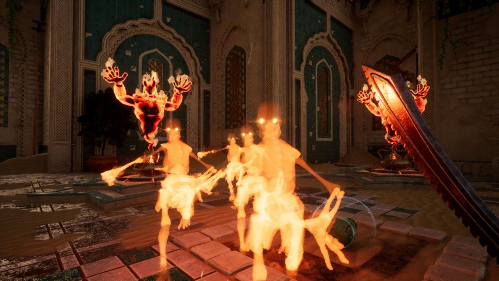 City of Brass вышла в ранний доступ Steam (ref69d9a)