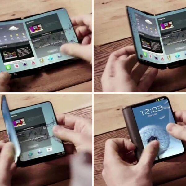 Сгибающийся Samsung Galaxy X выпустят ограниченным тиражом (samsung galaxy x main)