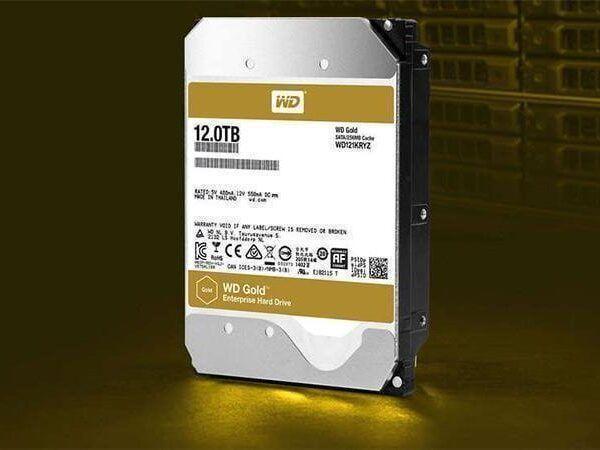Western Digital выпустила жёсткий диск WD Gold на 12 Терабайт (wd gold 12tb 678 678x452)