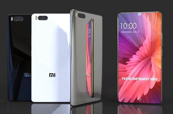 Xiaomi Mi 7 на Snapdragon 845 выйдет в начале 2018 года (xiaomi mi 7 concept design 149993266500)