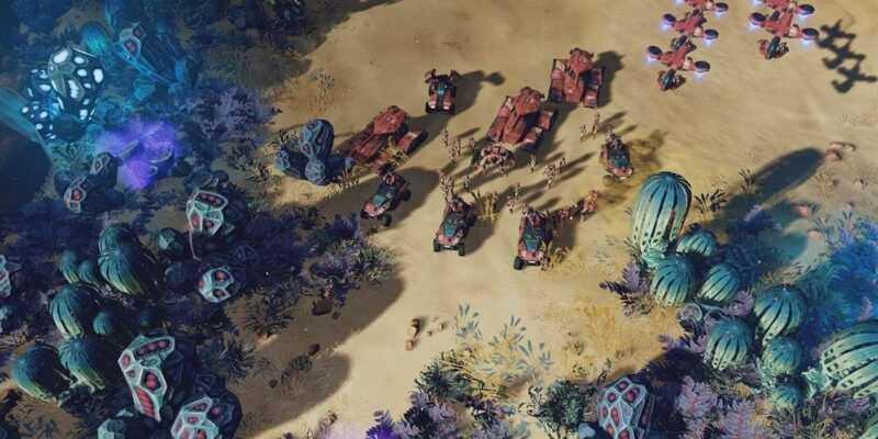 В интернете появились концепт-арты Halo Wars 3 (01)