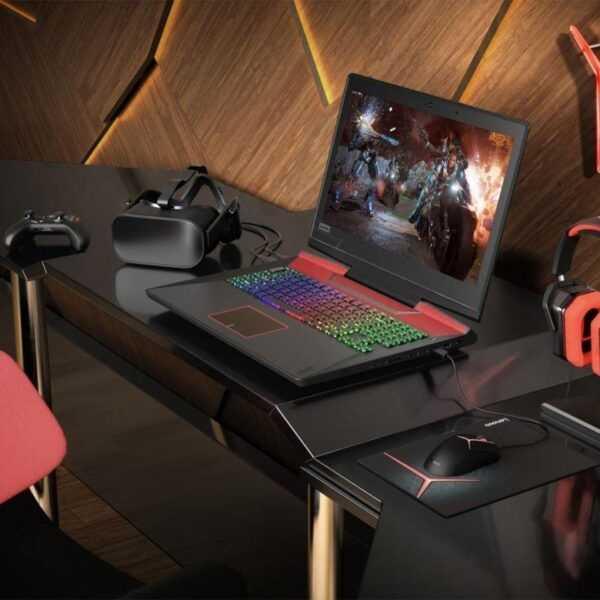 Lenovo выпустила игровой ноутбук Legion Y920 в России (01 Lenovo Legion Y920 17INCH Still Life)