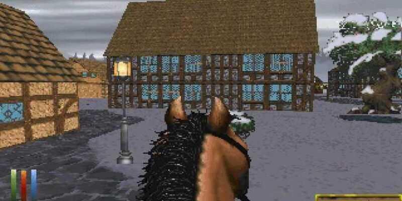 Фанатскую The Elder Scrolls II: Daggerfall на Unity Engine теперь можно пройти полностью (1461069173 daggerfall 12)