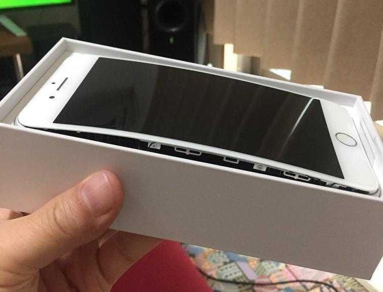 У iPhone появились новые проблемы ()