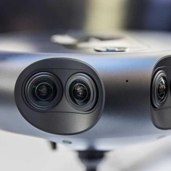 Компания Samsung выпустила камеру 360 (360 round camera virtual reality vr samsung sdc 2017 0945)