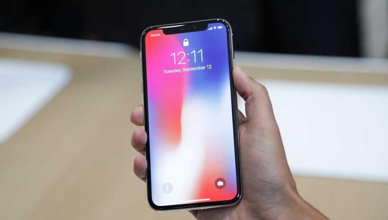 iPhone X разрабатывали более пяти лет (3q3a0859)